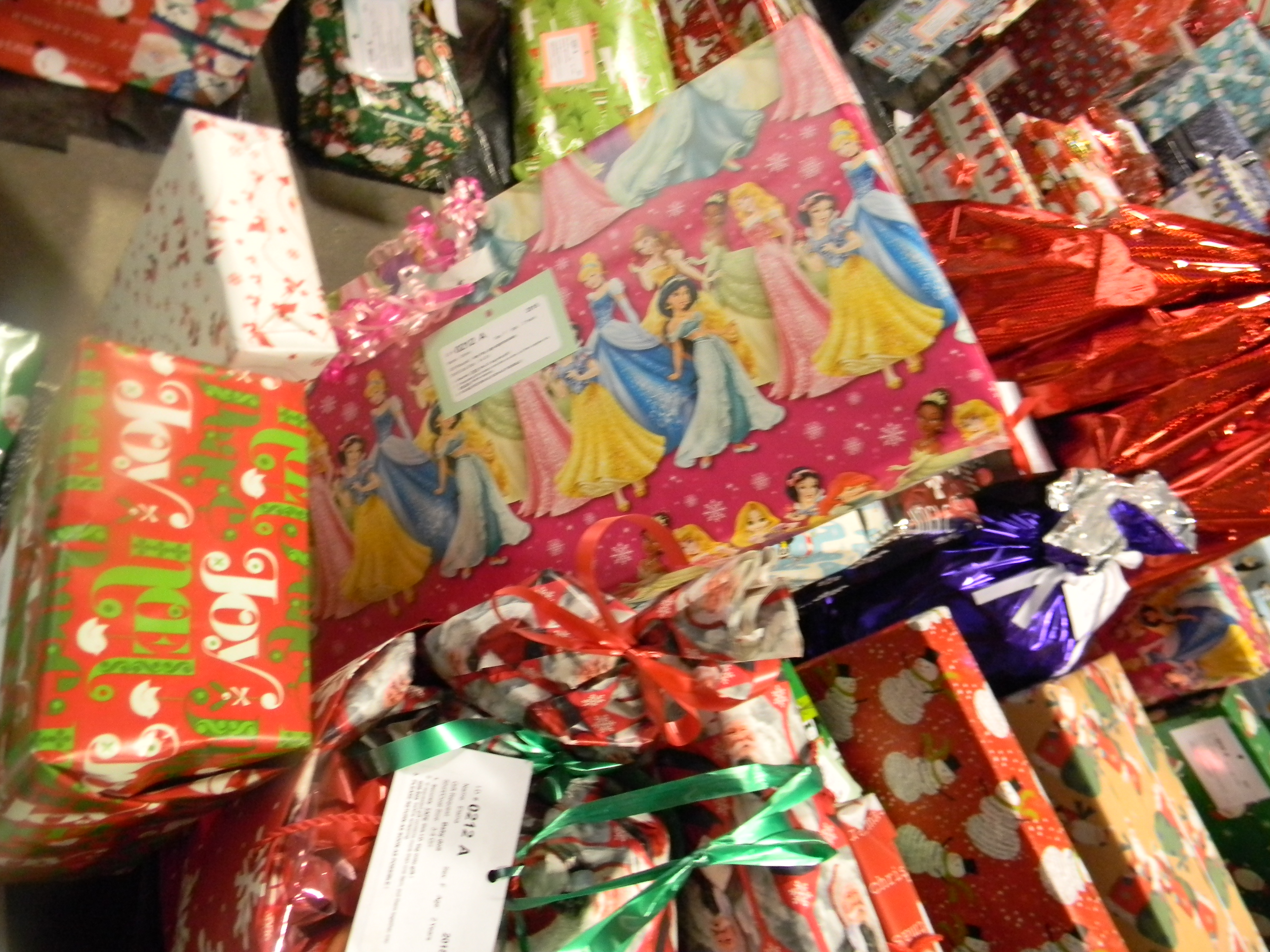 Christmas Giving | Urban Missionaries of Our Lady of Hope